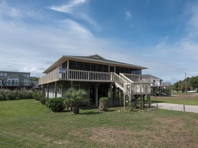 Photo for Sea Grass - Easy Beach Access, Screened Porch, Ocean View
