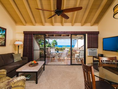 Photo for Gorgeous ocean view condo at Maui Kamaole!