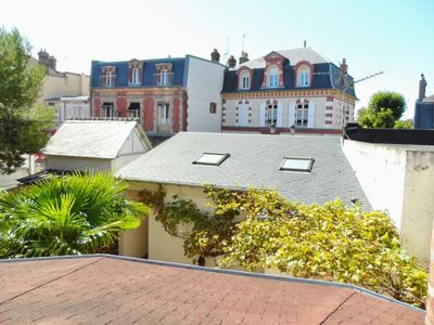Photo for Cabourg in the fan (center) 3 minutes walk from the beach