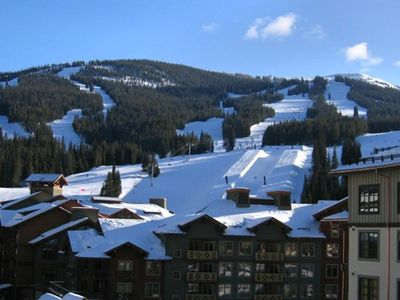 Photo for Passage Point 407 great summer rates! slope view. Center Village