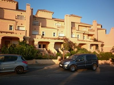 Photo for Well Equipped Holiday Townhouse With Shared Pool On The Valle Del Este Golf Resort