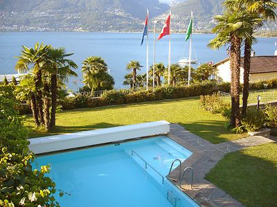 Photo for 2 bedroom Apartment, sleeps 6 in Piodaccia with Pool and WiFi