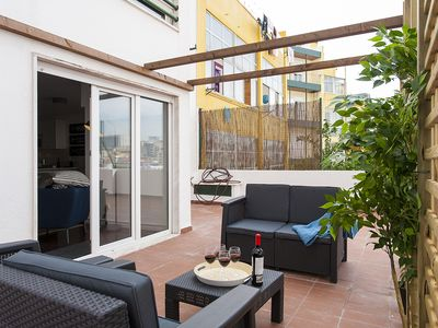 Photo for Nogueira Terrace Apartment  RentExperience