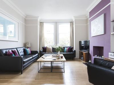 Photo for Eddiscombe Road - luxury 3 bedrooms serviced apartment - Travel Keys