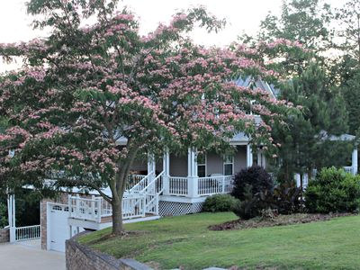 Photo for Vacation Rental House at Pickwick Lake
