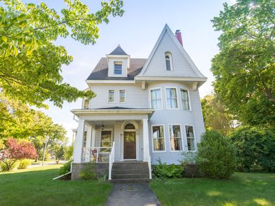 Photo for Historic Victorian Vacation Home - The Blacker House