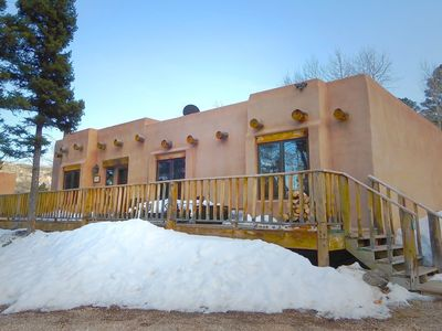 Photo for 4BR Cabin Vacation Rental in Amalia, New Mexico