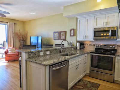 Photo for Butler's Celadon 1 BR/2 bath condo /Updated! Beach Service included
