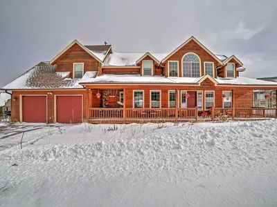 Photo for Spacious Silverthorne House w/Private Hot Tub!
