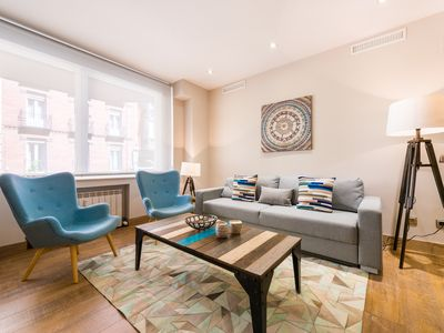 Photo for Stylish & Central 2BR Home next to Debod