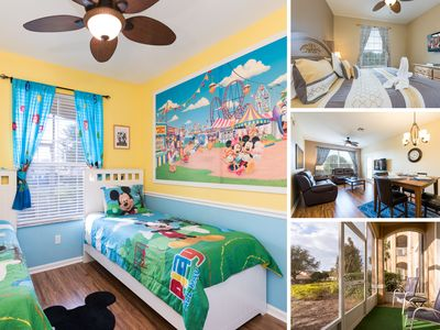 Photo for Ground Floor Condo Located a Bldg 1 with 2 King beds &  Kids Room