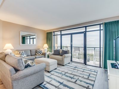 Photo for Newly remodeled oceanfront unit w/tons of amenities + FREE DAILY ACTIVITIES!!