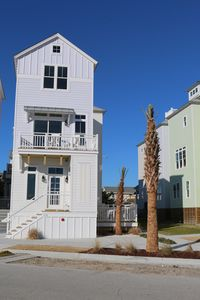 Photo for APRIL SALE NEW BEAUTIFUL 2 Bedroom 2Bath LUXURY Town House Steps to Public Beach