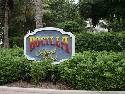 Photo for Great Condo, Boat Slip, Tennis Courts, 2 Pools,Gated Fishing D