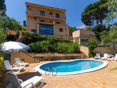 Photo for Club Villamar - Beautiful detached villa with private pool at the Costa Brava, due to its locatio...
