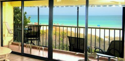 Photo for Beach is Open - Direct Beachfront Gulf of Mexico, Amazing Views