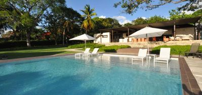 Photo for Villa Happy Trees  -  Near Ocean - Located in  Wonderful Sandy Lane with Private Pool