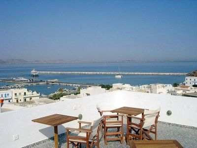 Photo for Panorama Hotel  Prime Location at the Naxos Old Town