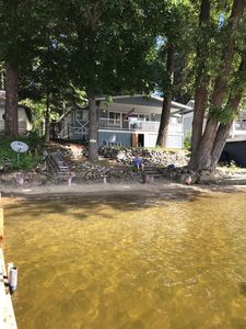 Photo for Almost Heaven - Waterfront Home on uncrowded Upper Twin Lakes