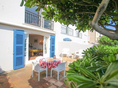 Photo for Flat 4 persons on the beach Port Grimaud I