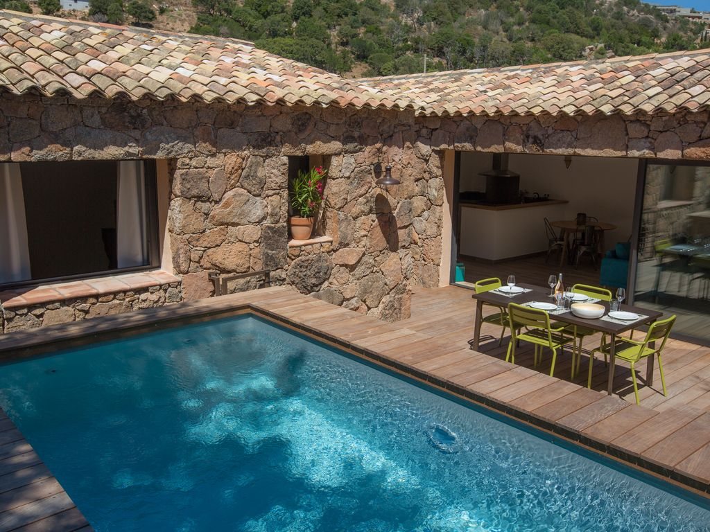 Perfect Porto Vecchio Villa Rental