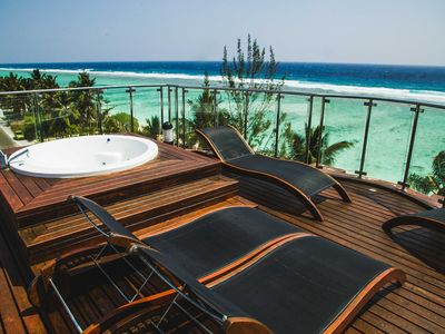 Photo for Luxurious Beachfront Suite With Amazing View