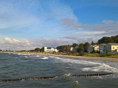 Photo for HEILI13 - oceanfront Holiday House Heiligendamm crosier