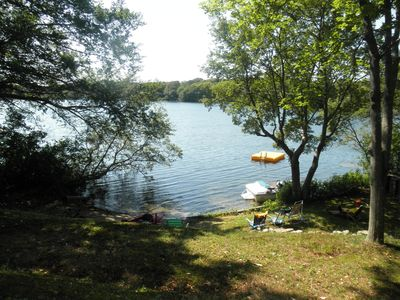Photo for Waterfront -Lake Wequaquet Charmer - 20% off Discounted August 29th - Sep 6th