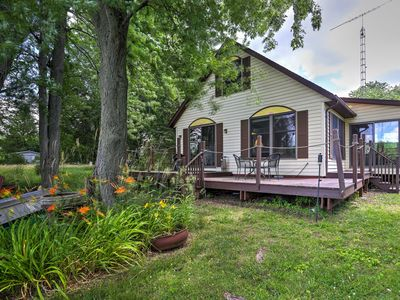 Photo for Coldwater Cottage on Dragon Lake w/ Dock & Deck!