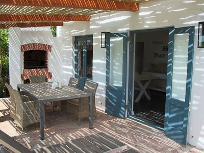 Photo for Cosy Beach House in Hermanus just 100 meters from the sea