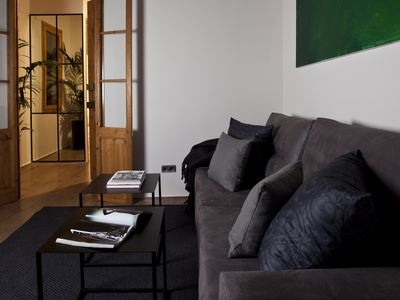 Photo for Apartment in Gràcia for groups in Barcelona centre