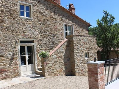 Photo for Holiday house Castiglion Fiorentino for 6 persons with 3 bedrooms - Holiday house