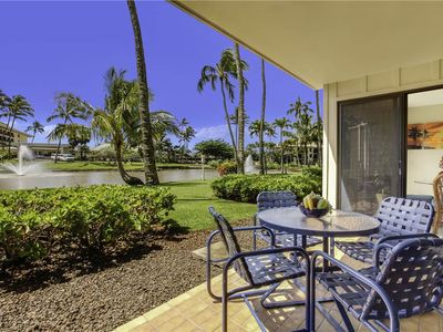 Lovely Lagoons, Air-Conditioned, Centrally Located on Kauai's Coconut Coast