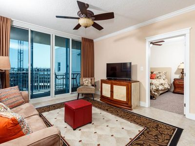 Photo for Waterscape A623: 2 BR / 2 BA condominium in Fort Walton Beach, Sleeps 8
