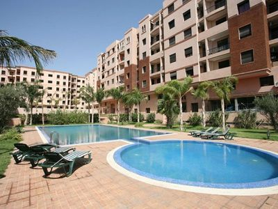 Photo for 2BR Apartment Vacation Rental in Marrakech