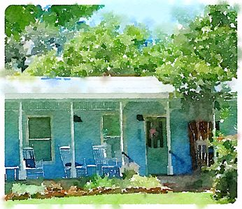 Photo for Miss Nora's Cottage Pet-friendly Cottage near Llano River and Courthouse Square