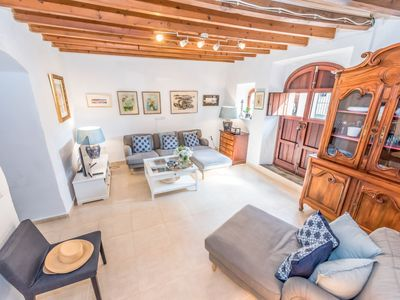Photo for Vacation home Sa Teulera in Campanet - 6 persons, 2 bedrooms