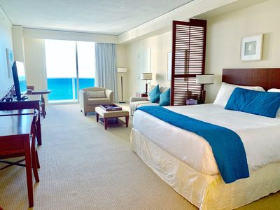 Photo for Sunny Isles Resort Junior Suite #2807 (Private Unit)*ResortFee CHARGED SEPARATE