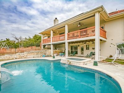 Photo for Open Concept & Family-Friendly Austin Retreat w/ Pool & Hill Country Views