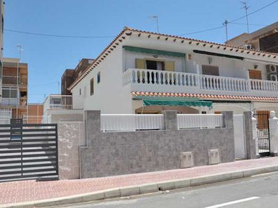 Photo for Beach House Villa Next to Sea in Santa Pola Town NOT Gran Alacant Wi-Fi Air-Con