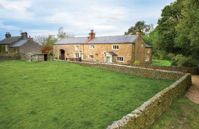 Photo for This charming Grade II listed Yorkshire long house dates from 1709 and is located in its own grounds