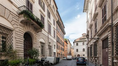 Photo for Sampieri Palace 406 apartment in Centro Storico with air conditioning.