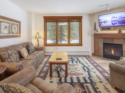 Photo for Condo at The Springs right next to the Gondola and River Run Village!