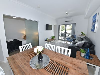Photo for Beautiful Apartment Opposite Garden City 3/8