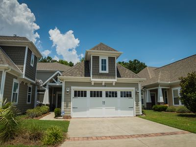 Photo for Spacious Four Bedroom Townhome Located at Clearwater Bay in Barefoot Resort!!!