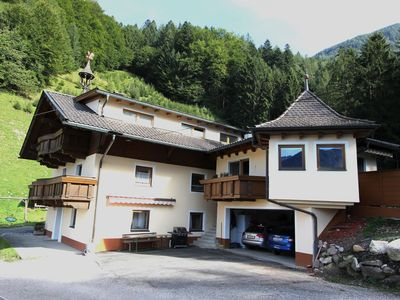 Photo for Child-Friendly Apartment in Buch with Swimming Pool