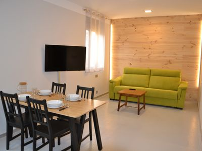 Photo for Renueva accommodation, air-conditioned apartment in the center of Léon.