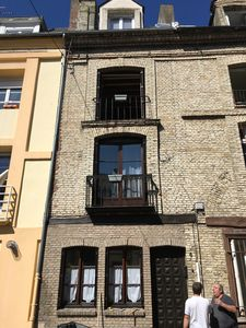 """Photo for Nice house """"Fisherman"""" (de1750 building) in downtown Dieppe"""