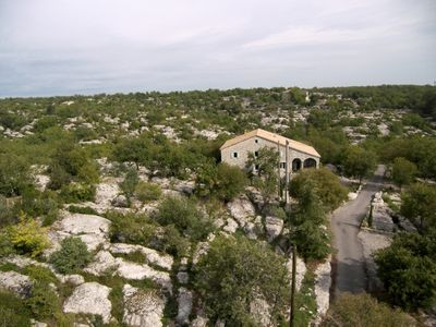 Photo for STONE HOUSE WITH PRIVATE POOL NEAR THE GORGES OF ARDECHE