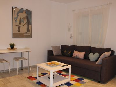 Photo for Apartment with terrace - Cinco Bolas 1